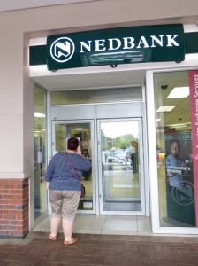 Feb 2014 -  Enter Bank one at a time