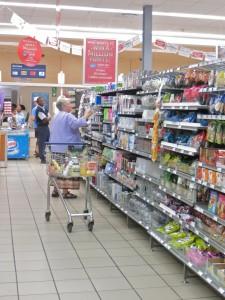 Feb 2014 - First Shopping trip
