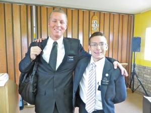 Feb 2014 - Ikageng Elders Bird and Rogers