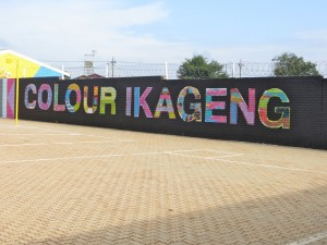 Feb 2014 - School - Color Ikageng