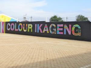 Feb 2014 - School - Color Ikageng