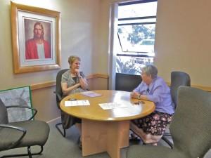Feb 2014 - Sister Bishop fills us in