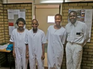 31 May14 - Baptisms - Sisters, Kwaikwai, Kelem