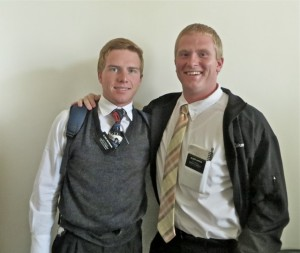 Missionary - Elders Browning and Harris