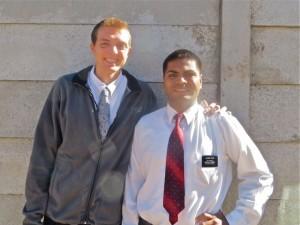 Missionary - Whitesides, Iairo -