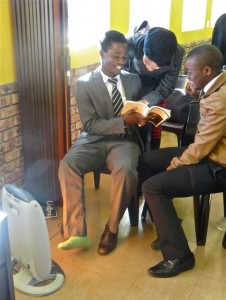 June 14 - Njabulo Zondi's Green Sock
