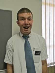 June14 - Elder Larsen