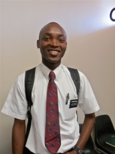 June14 - Elder Msangi
