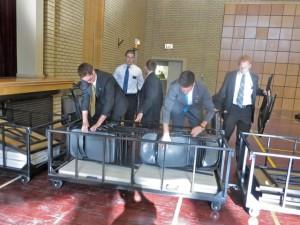 June14-ZC - Elders cleaning up