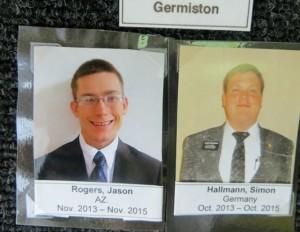 4 July14 - Rogers, Hoffman - Germiston