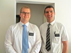 July2014 - Elder Kankkunnen and Raymond