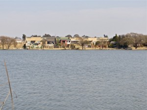 11Aug14 - Building across lake