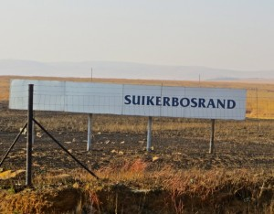 11Aug14 - Suikerboseand Sign