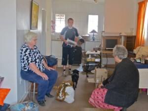 18Aug14 - Bobbi, Mary, Elders