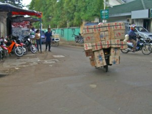 Motorcycle - Boxes