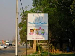 18sept14 - Walk - Nursery sign