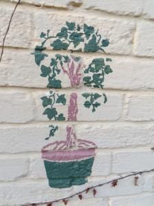 18sept14 - Walk - wall decoration