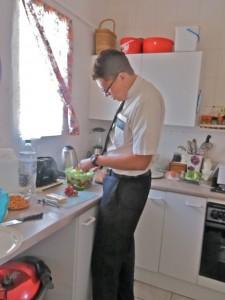 Oct 14 - Perez - salad