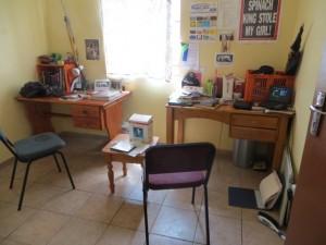 Orange Park Study Desk