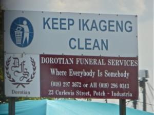 18dec14 - Keep Ikageng Clean
