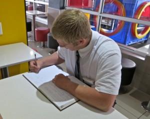 13Feb15 - LL - Oldroyd writing