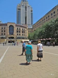 feb15 - Mandela Square - the square