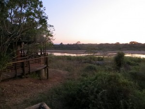 15June15 -Kruger Trip - LS - View from our deck