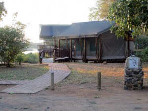 15June15 -Kruger Trip - LS - A last Look at our tent